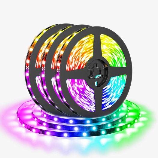RGB LED Light Strips - LED Strip Lights