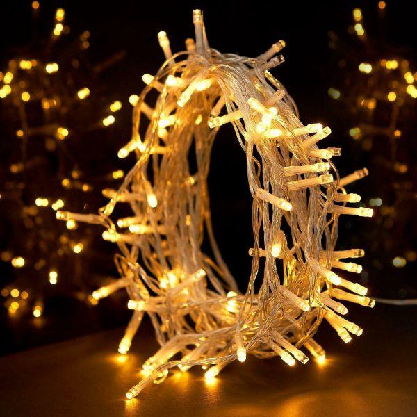 Outdoor Tree Lights - Christmas String Lights