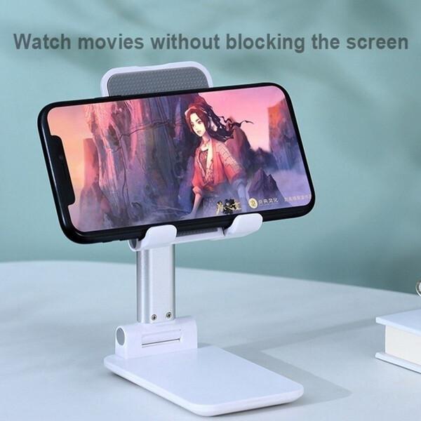 Metal Desktop Tablet Holder